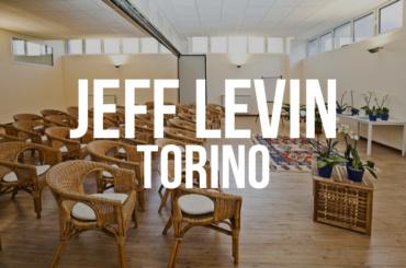 Jeff Levin a Torino